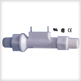 FS-150 Series Plastic Piston Type Flow Switch
